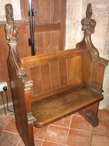 Wortham St Mary pewlet