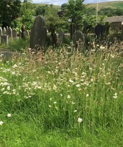 St Marys Embsay Churchyard